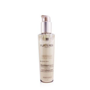 Absolue Kèratine Renewal Care Repairing Beauty Cream (Damaged, Over-Processed Hair) 100ml/3.3oz
