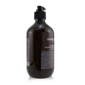 Intensive Body Cream - Rosa Damascena, Acai & Pomegranate  500ml/16.9oz