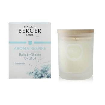 Scented Candle - Aroma Respire  180g/6.3oz