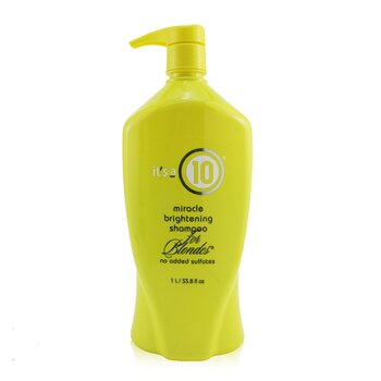 Miracle Brightening Shampoo (For Blondes)  1000ml/33.8oz