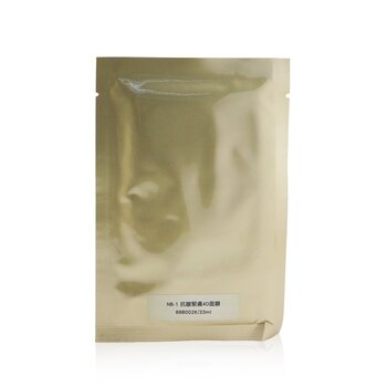 NB-1 Anti-Wrinkle 4D Facial Mask  6sheets