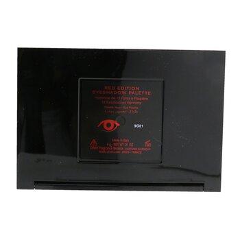 Red Edition Eyeshadow Palette (12x Eyeshadow+1x Dual 9g/0.31oz