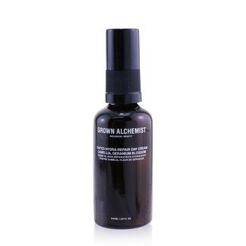 Tinted Hydra-Repair Day Cream - Camellia & Garanium Blossom  45ml/1.52oz