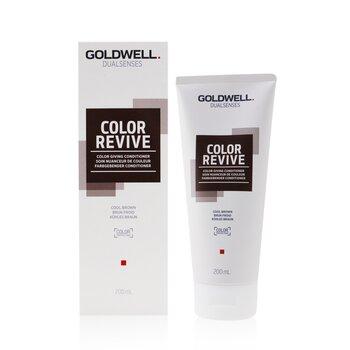 Dual Senses Color Revive Color Giving Conditioner - # Cool Brown  200ml/6.7oz