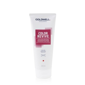 Dual Senses Color Revive Color Giving Conditioner - # Cool Red  200ml/6.7oz
