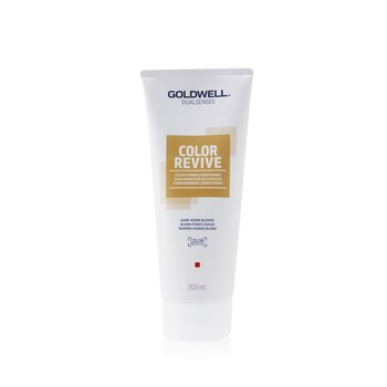 Dual Senses Color Revive Color Giving Conditioner - # Dark Warm Blonde  200ml/6.7oz