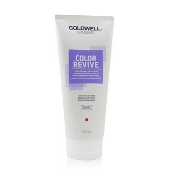 Dual Senses Color Revive Color Giving Conditioner - # Light Cool Blonde  200ml/6.7oz