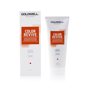 Dual Senses Color Revive Color Giving Conditioner - # Warm Red  200ml/6.7oz