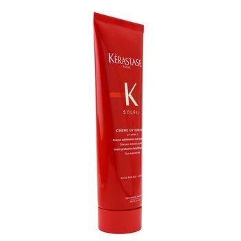 Soleil Crème UV Sublime Multi-Protection Beautifying Cream (Sun-Exposed Hair)  150ml/5.1oz