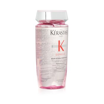 Genesis Bain Hydra-Fortifiant Anti Hair-Fall Fortifying Shampoo (Weakened Hair, Prone To Falling Due To Breakage)  250ml/8.5oz