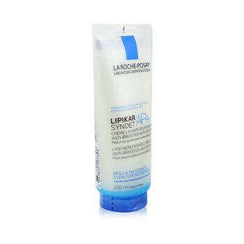 Lipikar Syndet AP+ Jabón en Crema Reponedora de Lípidos  200ml/6.7oz