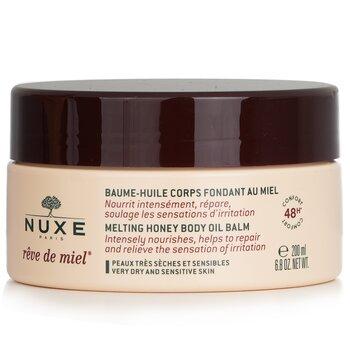 Reve De Miel Melting Honey Oil Balm  200ml/6.7oz
