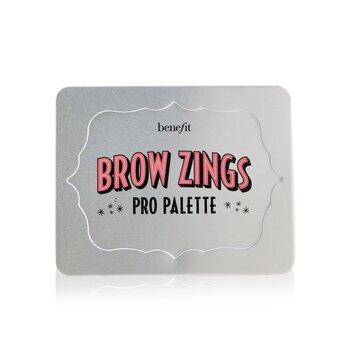 Brow Zings Pro Palette פלטה לגבות  1pc