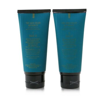 Weekly Remedy Treatment (Deeply Hydrates & Restores Color-Treated, Damaged, Frizzy Hair)  118ml/4oz