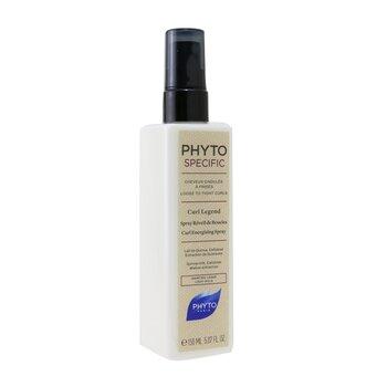 Phyto Specific Curl Legend Освежающий Спрей для Кудрей (для Свободных и Плотных Кудрей - Легкая Фиксация)  150ml/5.07oz