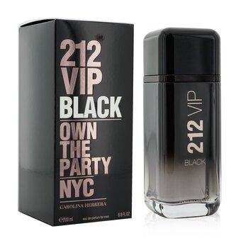 212 VIP Black Eau De Parfum Spray  200ml/6.8oz
