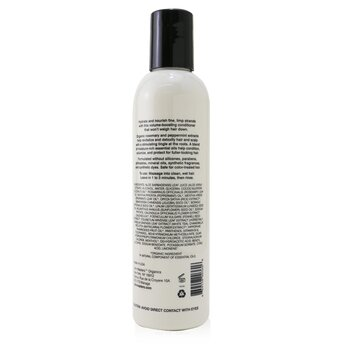 Conditioner For Fine Hair with Rosemary & Peppermint  236ml/8oz