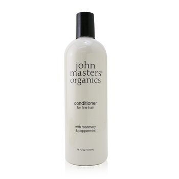 Conditioner For Fine Hair with Rosemary & Peppermint  473ml/16oz