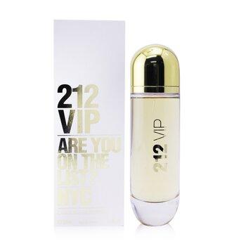 212 VIP Парфюмированная Вода Спрей  125ml/4.2oz