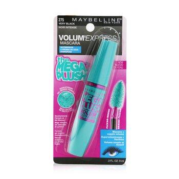 Volum' Express The Mega Plush Waterproof Mascara  9ml/0.3oz