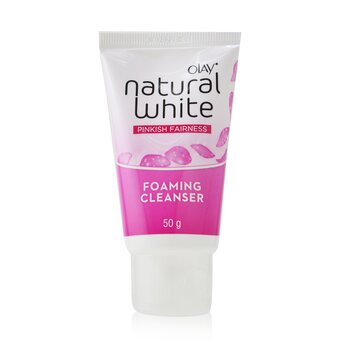 Natural White Pinkish Fairness Foaming Cleanser  50g/1.76oz