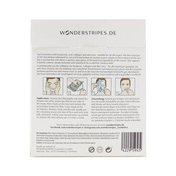 Moisturizing Booster Biocellulose Facemask  5pcs