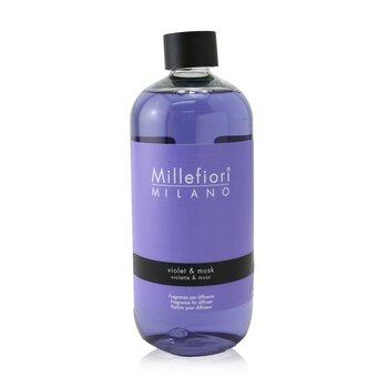 Natural Fragrance Diffuser Refill - Violet & Musk  500ml/16.9oz