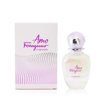 Amo Ferragamo Flowerful Eau De Toilette Spray  50ml/1.7oz