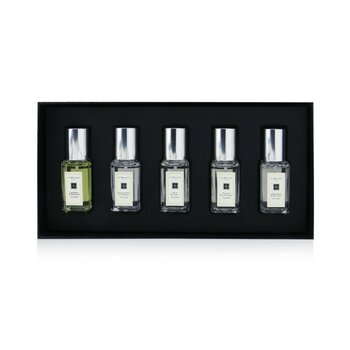 Cologne Collection: Lime Basil & Mandarin, English Pear & Freesia, Wild Bluebell, Peony & Blush Suede, Wood Sage &Sea Salt  5x9ml/0.3oz