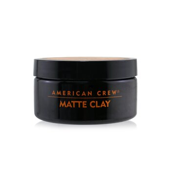 Men Matte Clay (Pilable Hold with Matte Finish)  85g/3oz