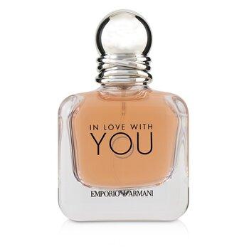 Emporio Armani In Love With You Eau De Parfum Spray  50ml/1.7oz