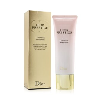 Dior Prestige La Mousse Micellaire Exceptional Gentle Cleansing Foam 120g/4.3oz