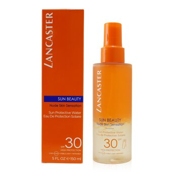 Sun Beauty Nude Skin Sensation Sun Protective Water SPF30  150ml/5oz