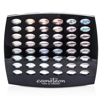 Kit de Maquillaje G1665 01 : 48x Sombras de Ojos, 4x Rubores, 6x Brillo de Labios, 4x Brochas (Fecha Vto. 03/2021)  -