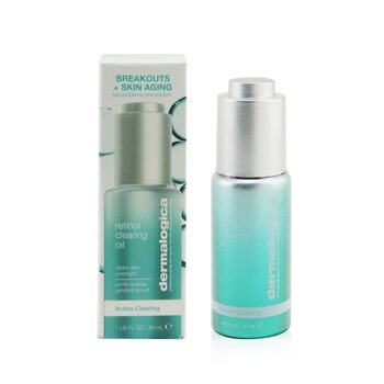 Active Clearing Retinol Clearing Oil 30ml/1oz
