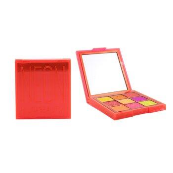 Neon Obsessions Pressed Pigment Eyeshadow Palette (9x Eyeshadow)  9x1.1g/0.038oz