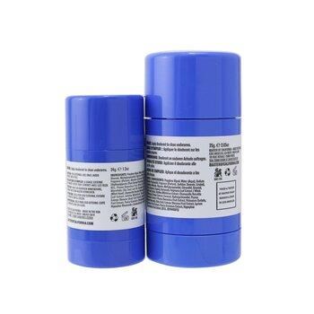 Deodorant Duo Set - Aluminum & Alcohol Free (Sensitive Skin Formula)  2pcs