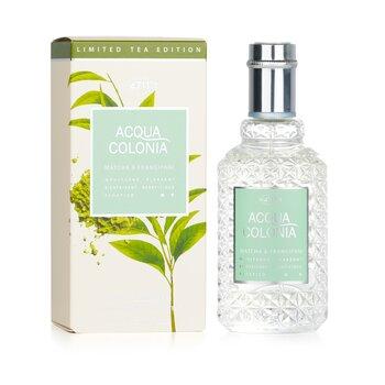 Acqua Colonia Matcha & Frangipani Eau De Cologne Spray  50ml/1.7oz