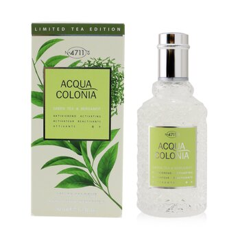 Acqua Colonia Green Tea & Bergamot Eau De Cologne Spray  50ml/1.7oz