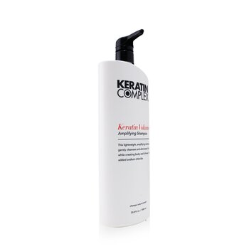 Keratin Volume Amplifying Shampoo 1000ml/33.8oz