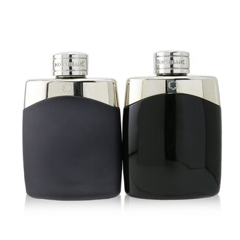 Legend Coffret: Eau De Toilette Spray 100ml/3.3oz + After Shave Lotion 100ml/3.3oz  2pcs