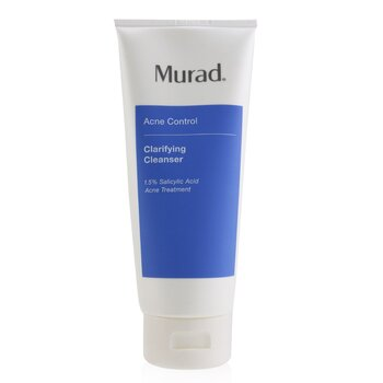 Acne Control Clarifying Cleanser (Exp. Date 06/2021)  200ml/6.75oz