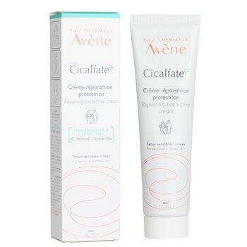 Cicalfate+ Repairing Protective Cream - For Sensitive Irritated Skin 100ml/3.3oz