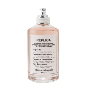 Replica Flower Market Eau De Toilette Spray  100ml/3.4oz