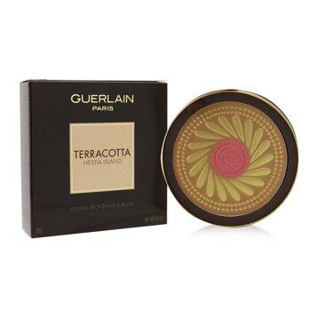 Terracotta Hestia Island Bronzing & Blush Powder  25g/0.08oz