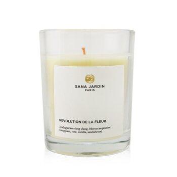 Scented Candle - Revolution De La Fleur  190g/6.7oz
