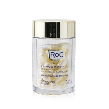 Retinol Correxion Line Smoothing Night Serum Capsules  30Capsules