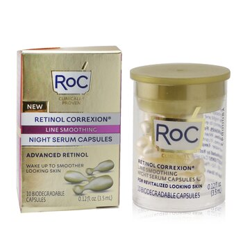 Retinol Correxion Line Smoothing Night Serum Capsules  10x3.5ml/0.12oz