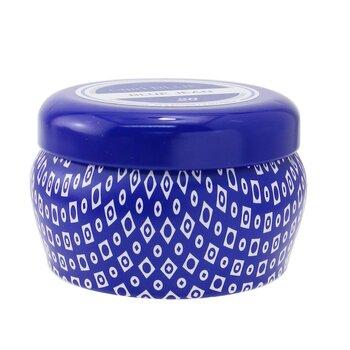 Blue Mini Tin Candle - Blue Jean  85g/3oz