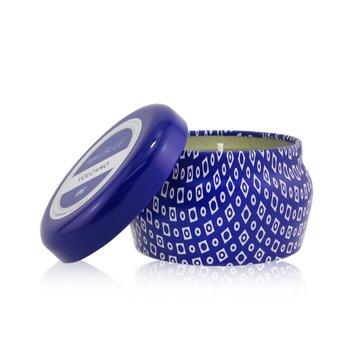 Blue Mini Tin Candle - Volcano  85g/3oz